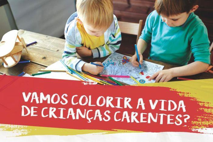 CAA e OAB promovem campanha solidária para atender crianças carentes