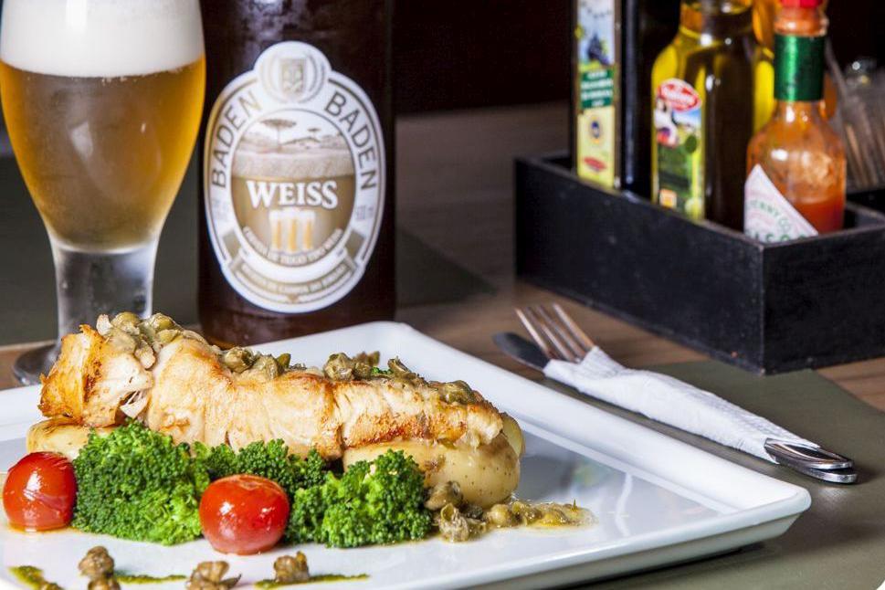 Restaurante Brasiléa aposta em carta especial de cervejas