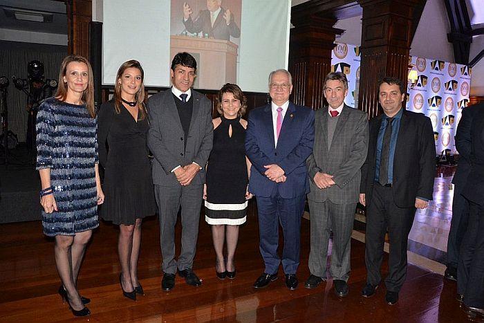 CAA-PR participa das comemorações dos 100 anos do IAP