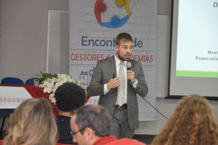 Palestra do CREF9/PR em Cianorte mostra impactos da Reforma Trabalhista na área esportiva