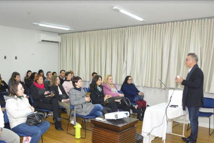CIAR promove mais uma edição de seminário de psicomotricidade relacional