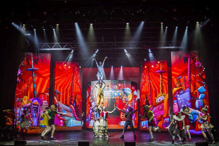 """Superprodução """"Circo Turma da Mônica – O Primeiro Circo do Novo Mundo"""" confirma sessões em Curitiba"""