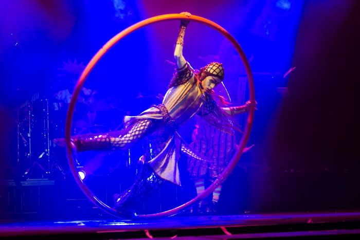 Do Cirque Du Soleil para os palcos do Brasil