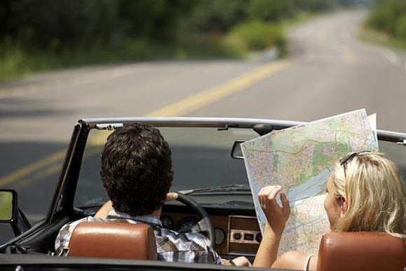 Viajar de carro no Brasil