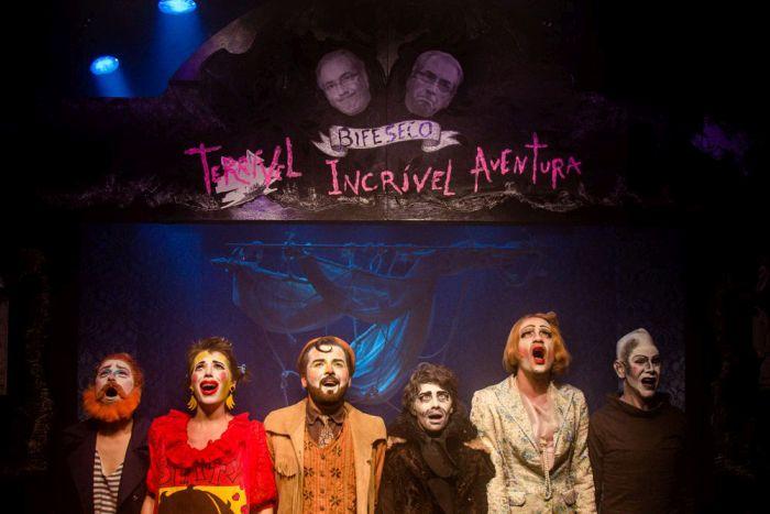 Comédia musical é apresentada no Sesi Portão com entrada franca