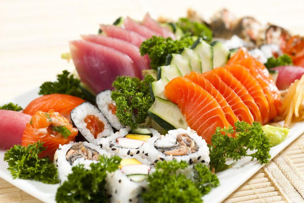 Gastronomia japonesa é atração no Bombinhas Summer Beach