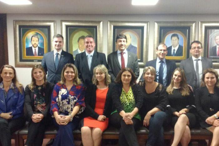 III CONCAD Regional Sul reuniu diretorias das Caixas de Assistência em Porto Alegre