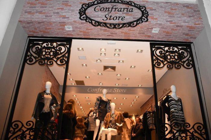 Confraria Store se destaca pelo estilo, exclusividade e alta costura