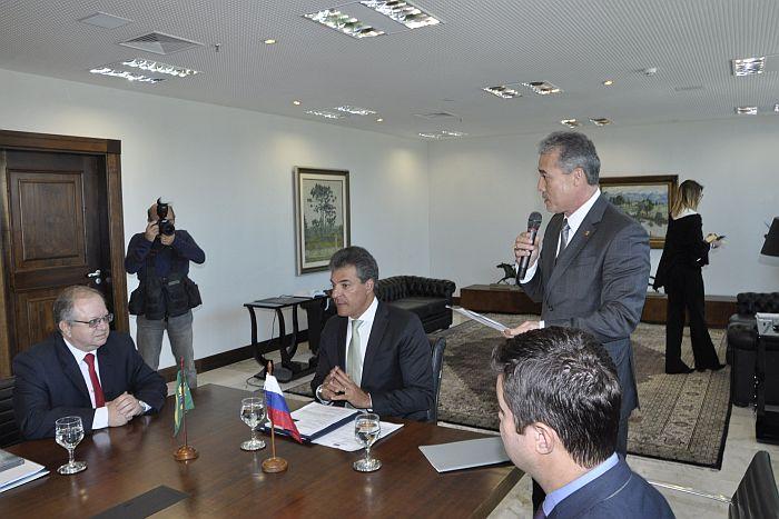 Federação da Rússia instala consulado honorário em Curitiba