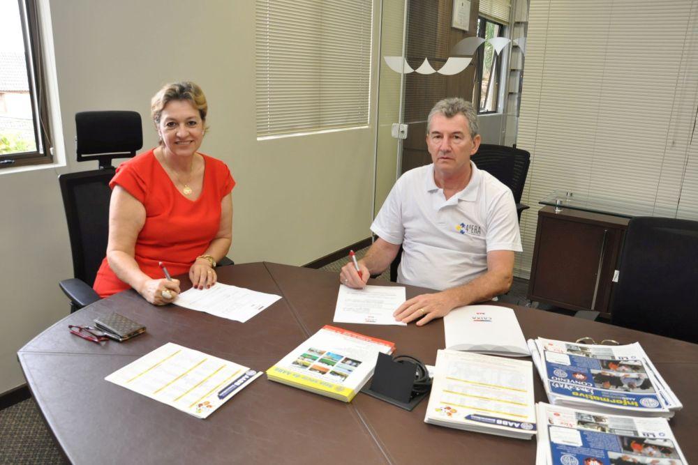 Caixa de Assistência dos Advogados firma convênio com AABB Curitiba