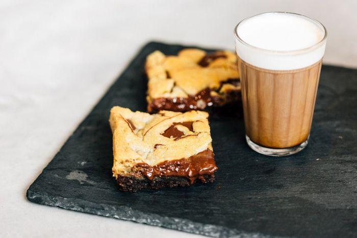 Cookies Stories oferece diferentes opções de brownie