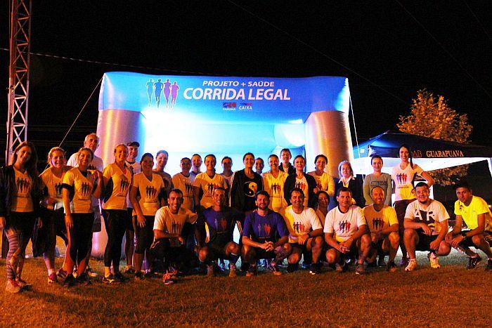 Advogados de Guarapuava iniciam atividades do projeto Corrida Legal