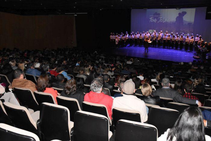 Projeto Coral da CAA/PR reinicia atividades em Curitiba, Londrina e Maringá