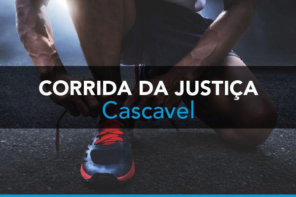 CAA/PR concede desconto a advogados na inscrição para 1ª Corrida da Justiça em Cascavel