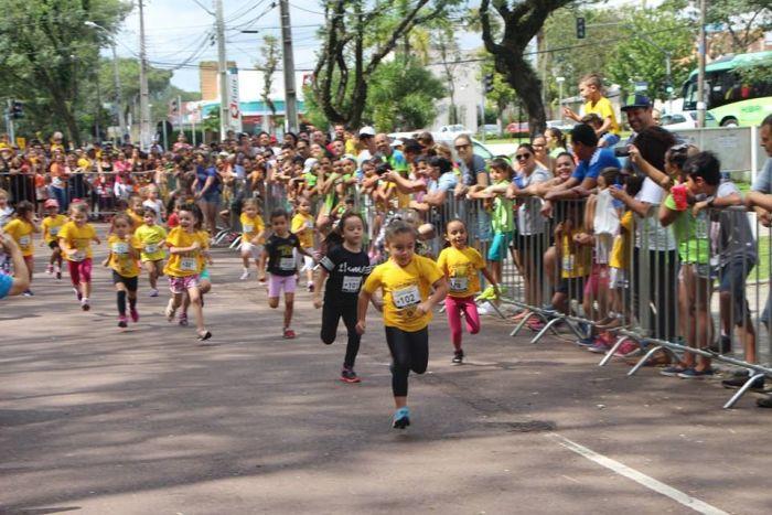 3ª Corrida Kids no Shopping Jardim das Américas