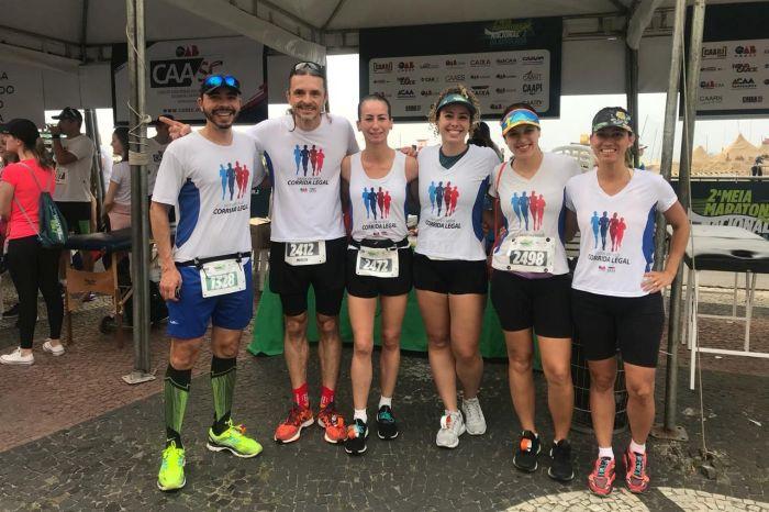 Atletas do Corrida Legal conquistam pódio em Meia Maratona no Rio de Janeiro