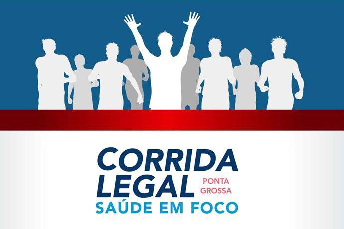 Projeto Corrida Legal da CAA-PR começa nesta terça-feira (12) em Ponta Grossa