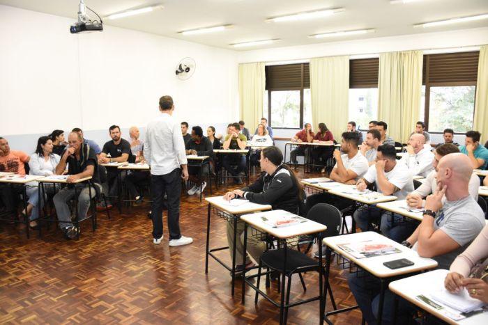 Curitiba registra ótima participação nos cursos de capacitação realizados na Unibrasil