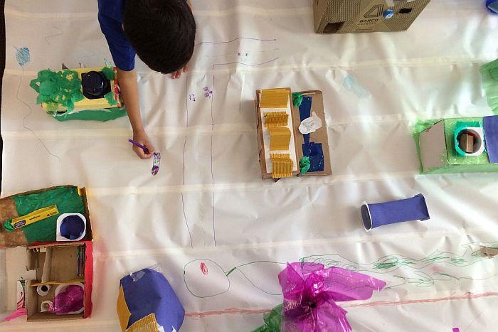 Casacadabra: Curitiba recebe oficina de arquitetura para crianças