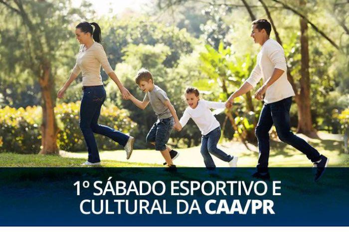 CAA/PR promove evento esportivo e cultural para advogados e familiares dia 24 de fevereiro