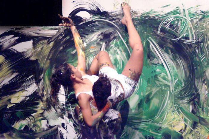 Companhia de Dança Carioca explora movimentos de Arte Moderna no palco da Caixa Cultural Curitiba