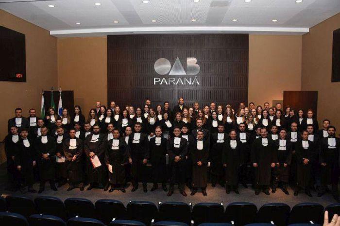 Vice-presidente apresenta os projetos da CAA/PR em compromisso coletivo na OAB