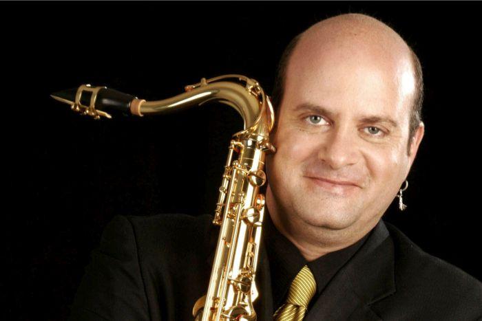 Saxofonista Derico Sciotti faz duas apresentações no Full Jazz Bar