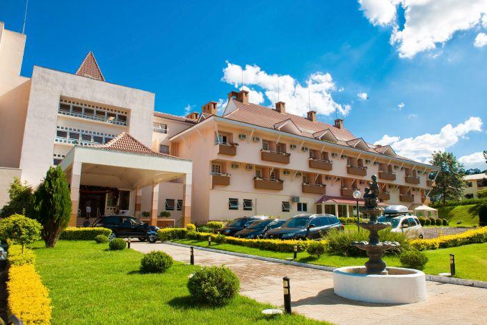 Dia dos Namorados tem programação especial no Thermas Piratuba Park Hotel