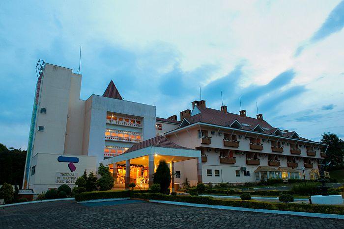 Thermas Piratuba Park Hotel prepara fim de semana especial para celebrar o Dia das Mães