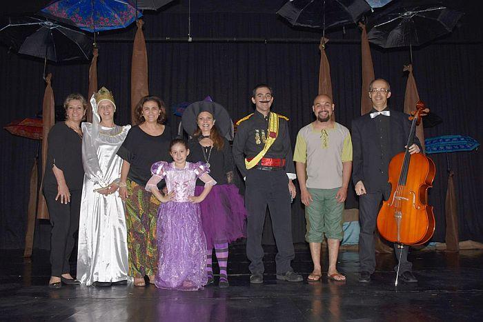 Diretoria prestigiou segunda exibição de espetáculo infantil do grupo de teatro da CAA-PR