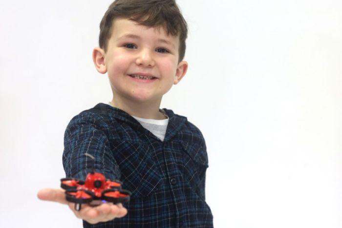 Drone Kids School abre cursos de férias em Curitiba
