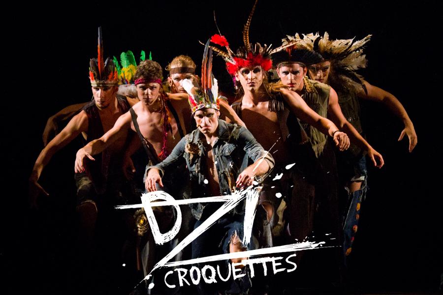 DziCroquettes chega a Curitiba