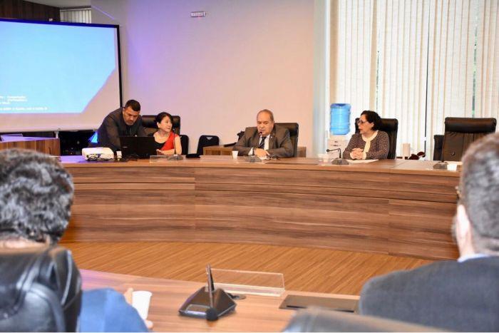 CREF9/PR participa de Audiência Pública sobre EAD na área da saúde