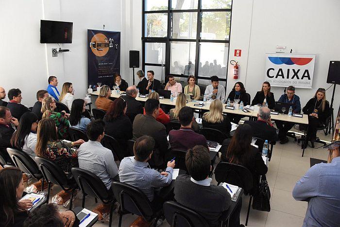 II Encontro de Delegados da CAA-PR aconteceu em Guaíra