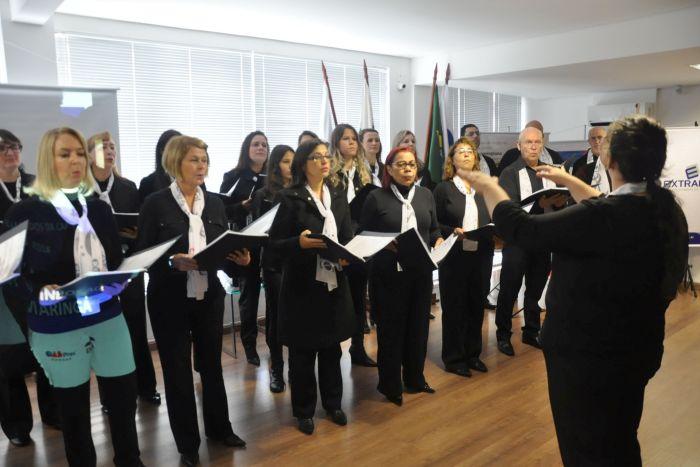 Coral da CAA e OAB-PR se apresenta na Festa da Música de Curitiba nesta segunda-feira