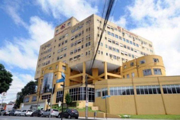 Leilão do Hospital Evangélico está previsto para o dia 4 de maio
