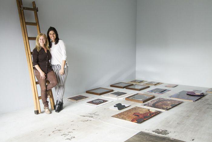 Mariana Canet e Carmen Lucia Kremer expõem no Guido Viaro