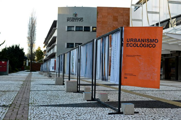 Exposição apresenta livro sobre urbanismo ecológico