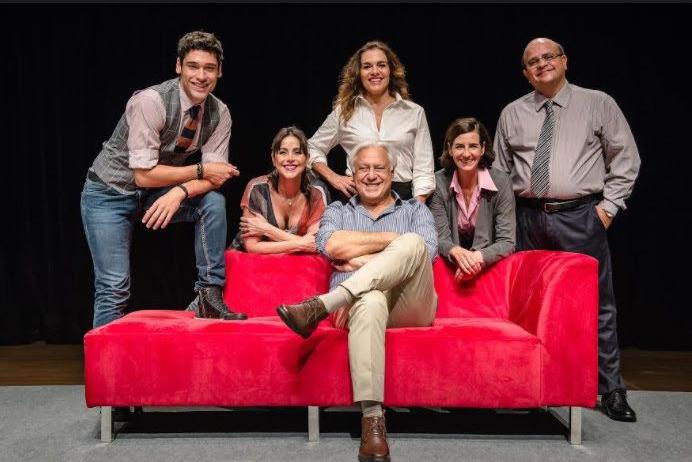 Antonio Fagundes vem a Curitiba com a comédia Baixa Terapia