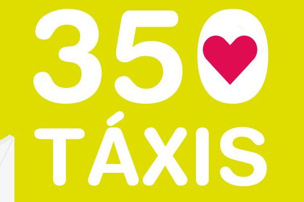 Táxis serão postos itinerantes de coleta para o Moda Compartilhada