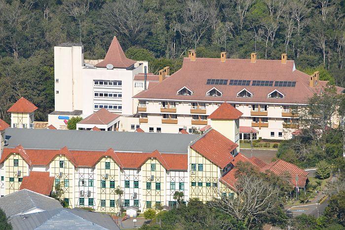 Feriado da Proclamação da República com 25% off no Thermas Piratuba Park Hotel