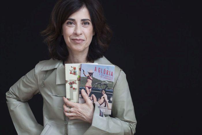Atriz Fernanda Torres lança livro em Curitiba