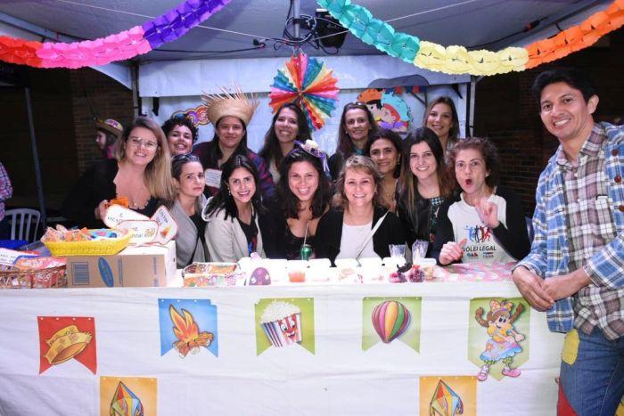 Festa Julina contou com participação dos projetos da CAA/PR