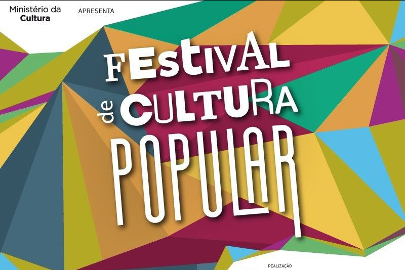 Inscrições para o Festival da Cultura Popular são prorrogadas para 15 de março