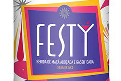 Espumante sem álcool Festy chega às gôndolas como opção para consumo de toda a família