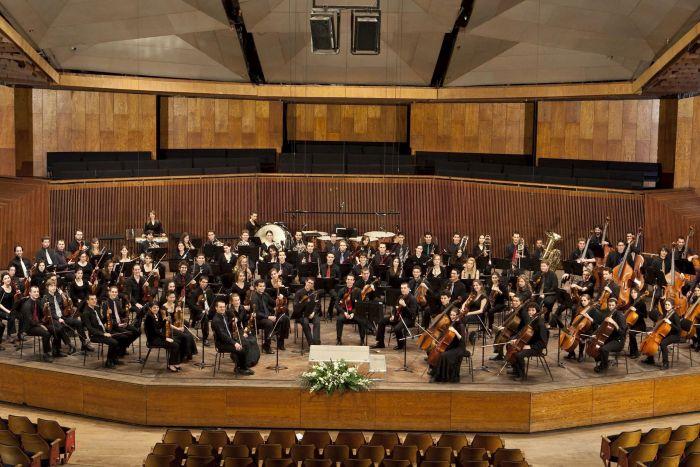 Orquestra Filarmônica Jovem de Israel se apresenta em Curitiba
