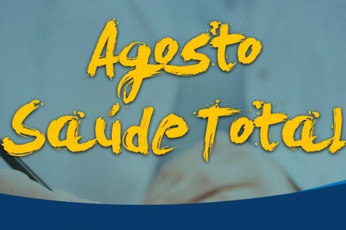 Programa Agosto: Saúde Total termina nesta sexta-feira (14)