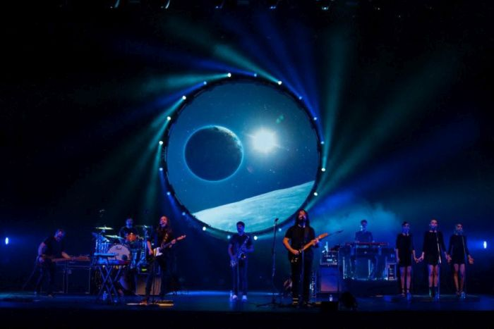Curitiba recebe Atom Pink Floyd Tribute com a turnê nacional The Dark Side of the Moon