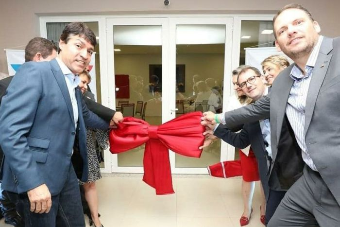 CAA/PR inaugura quarto Centro de Convivência dos Advogados do estado em Foz do Iguaçu