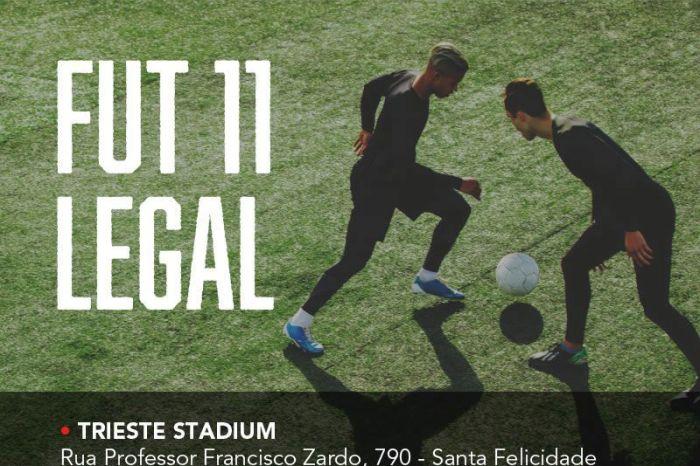 CAA/PR lança novo projeto de incentivo à prática esportiva: o Fut11 Legal